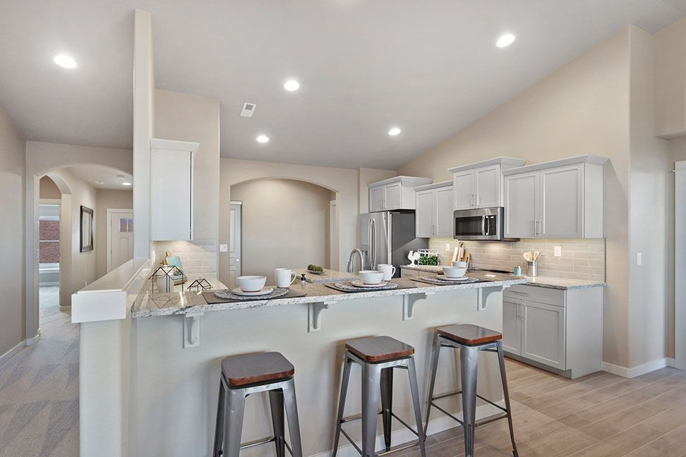 Kitchen featured in the Snowbrush By Hayden Homes, Inc. in Spokane-Couer d Alene, WA