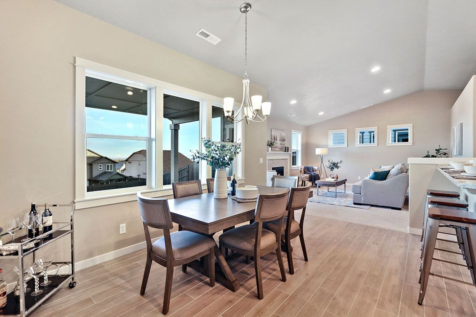 Living Area featured in the Snowbrush By Hayden Homes, Inc. in Spokane-Couer d Alene, WA