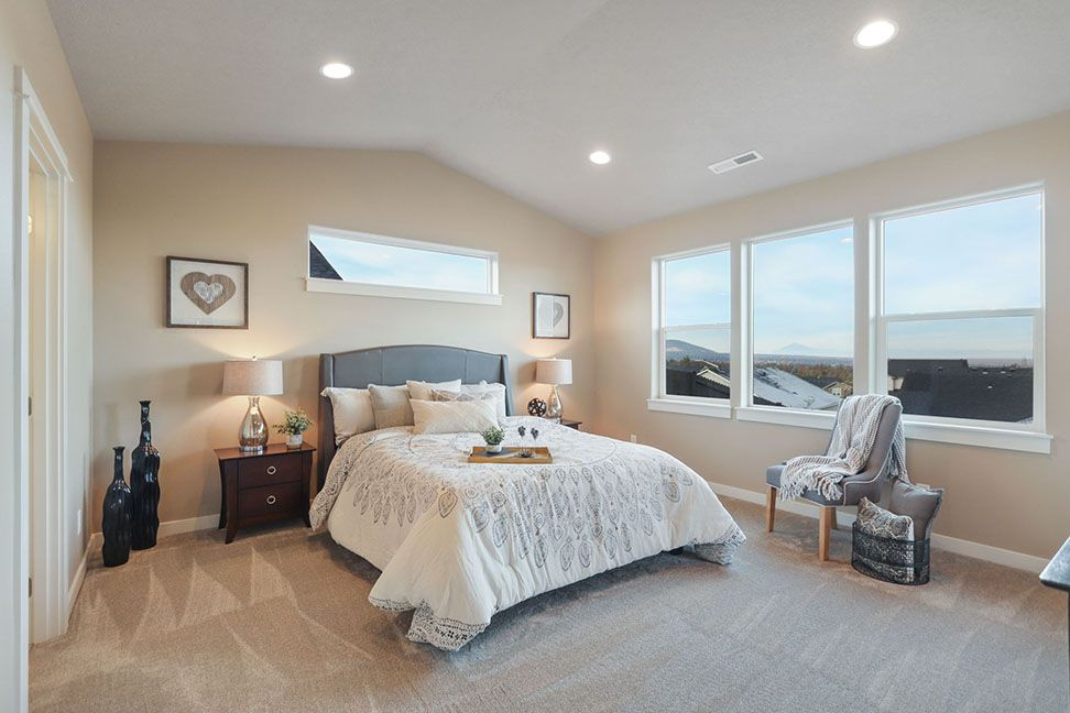 Bedroom featured in the Snowbrush By Hayden Homes, Inc. in Richland, WA