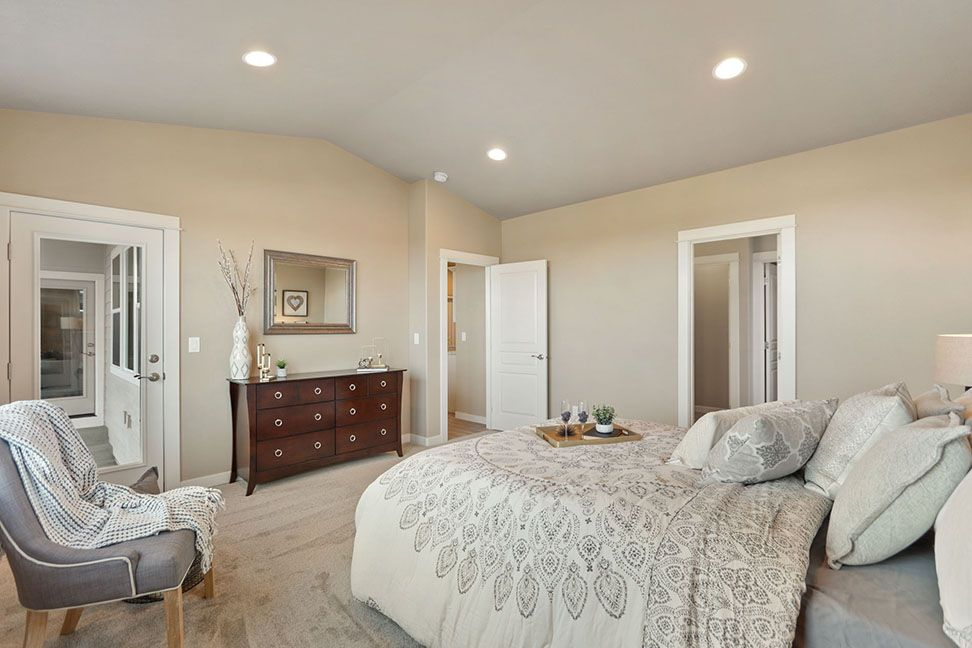 Bedroom featured in the Snowbrush By Hayden Homes, Inc. in Spokane-Couer d Alene, WA