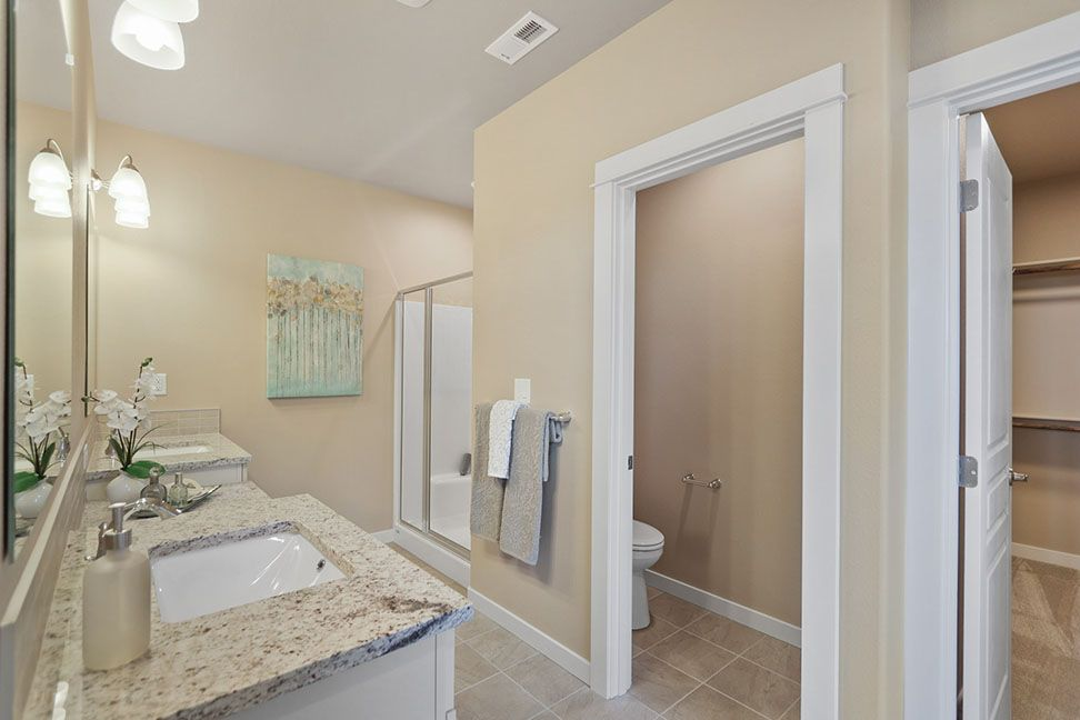 Bathroom featured in the Snowbrush By Hayden Homes, Inc. in Richland, WA