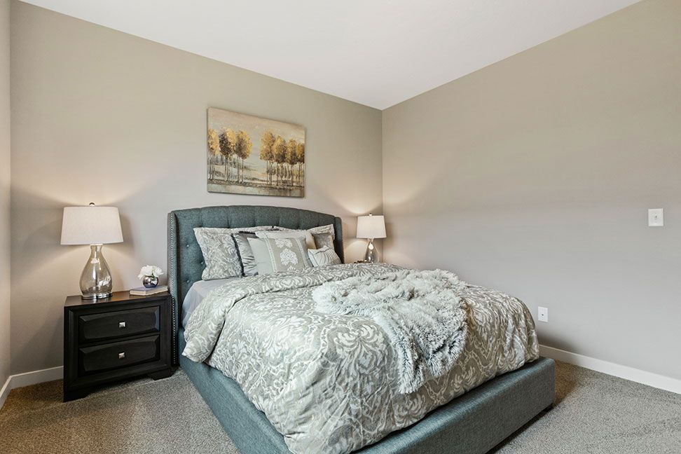 Bedroom featured in the Durham By Hayden Homes, Inc. in Central Oregon, OR