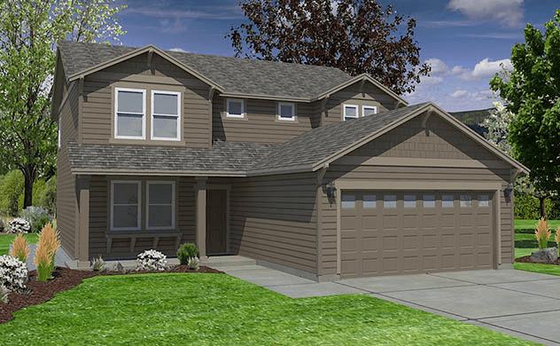 'Brookshire' by Hayden Homes LLC in Spokane-Couer d Alene