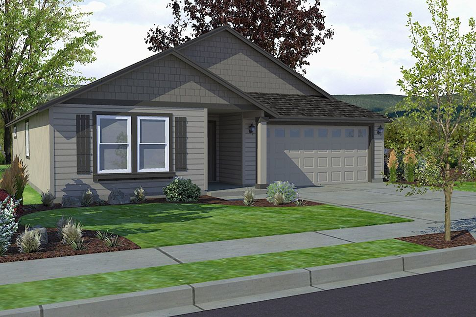 Exterior featured in the Edgefield By Hayden Homes, Inc. in Salem, OR