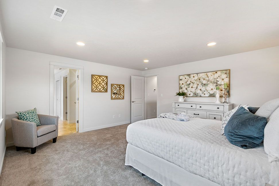 Bedroom featured in the Timberline By Hayden Homes, Inc. in Richland, WA