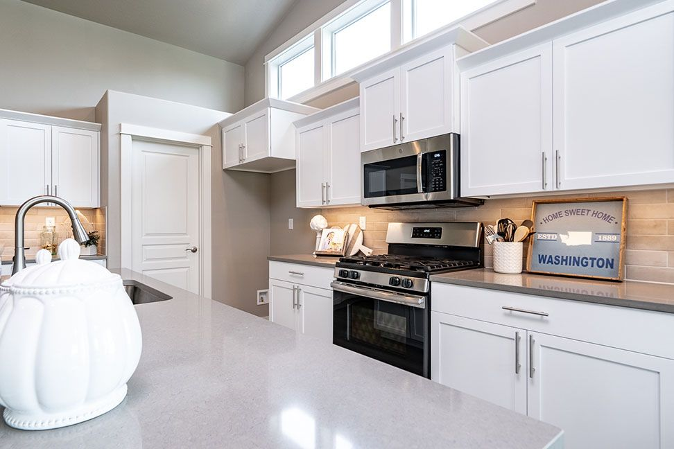 Kitchen featured in the Pacific By Hayden Homes, Inc. in Richland, WA
