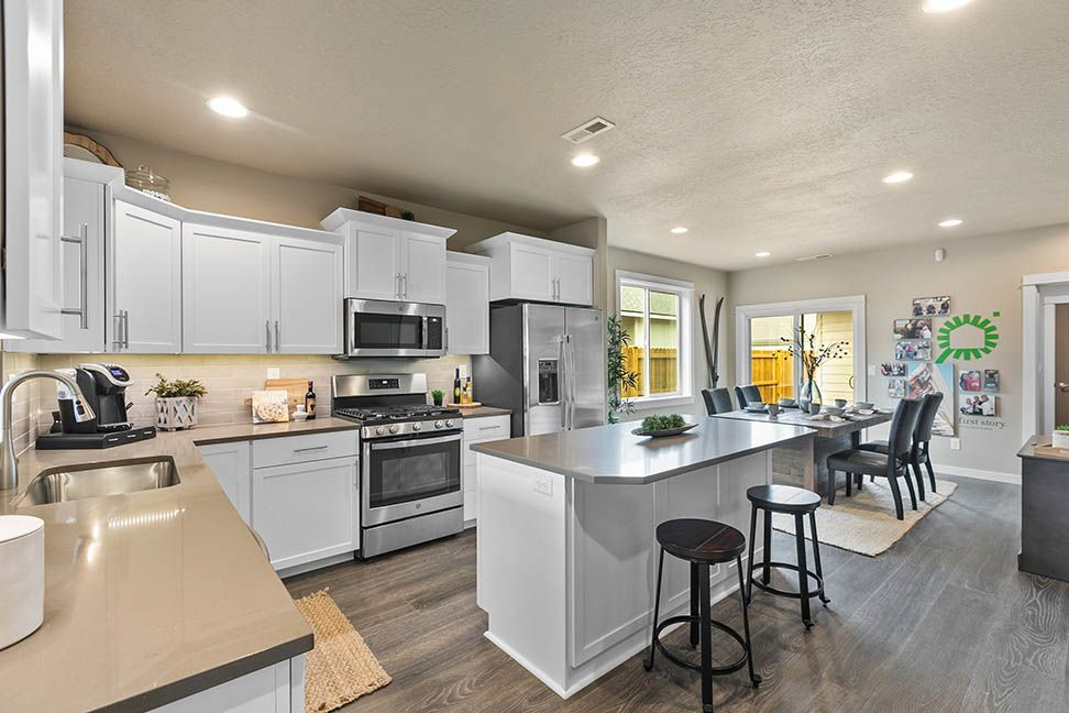 Kitchen featured in the Targhee By Hayden Homes, Inc. in Central Oregon, OR