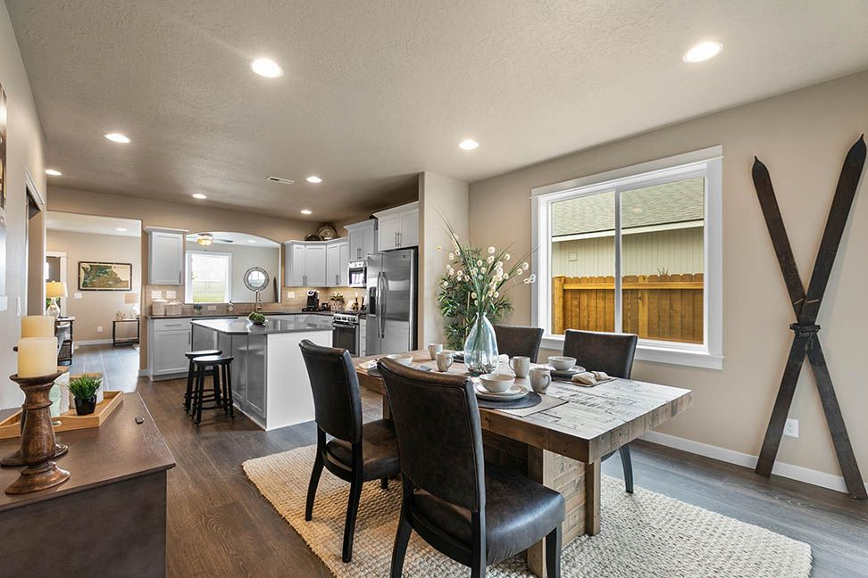Living Area featured in the Targhee By Hayden Homes, Inc. in Central Oregon, OR