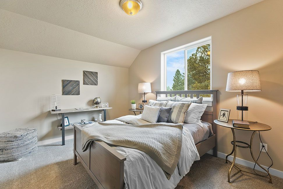 Bedroom featured in the Targhee By Hayden Homes, Inc. in Central Oregon, OR