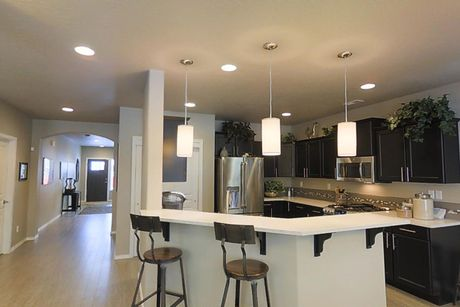 Kitchen-in-Hudson-at-Cottages at Clearwater Creek-in-Richland