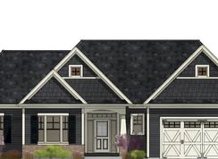 Floor Plan 1 - Southern View Estates: West Henrietta, New York - Hedding Homes, LLC