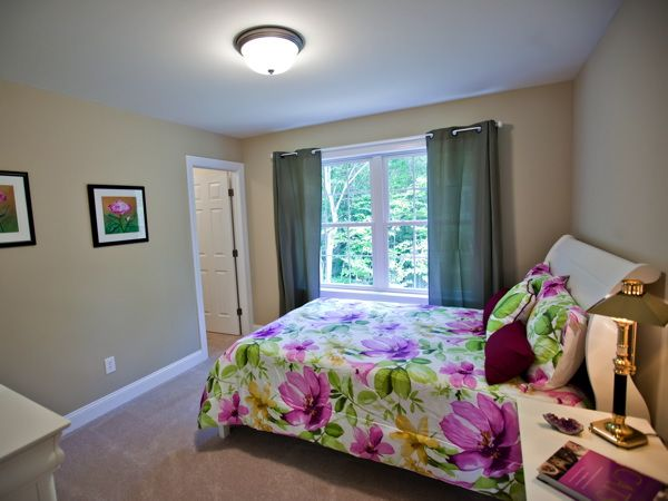 Bedroom featured in the Cypress - Phase 4 By Heritage Custom Builders in Albany-Saratoga, NY
