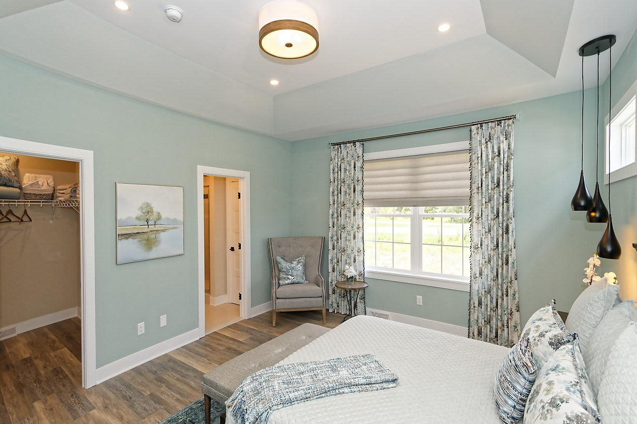 Bedroom featured in the Aspen By Heritage Custom Builders in Albany-Saratoga, NY