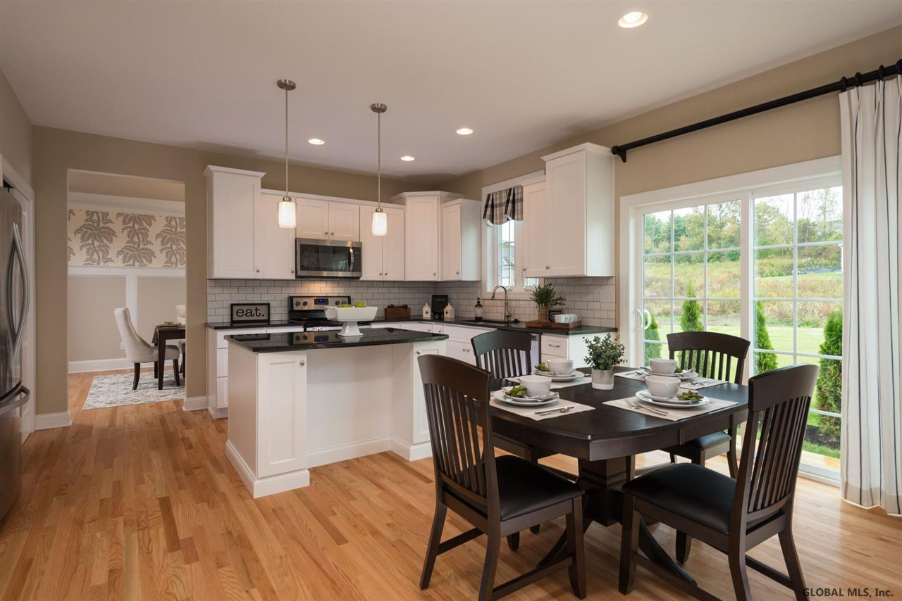 Kitchen featured in the Hazel Mourningkill By Heritage Custom Builders in Albany-Saratoga, NY