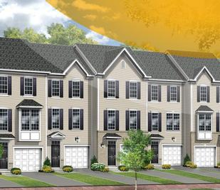 The Valor2 - The Brownstones at New Visions: Brick, New Jersey - Hexa Builders & Level 10 Dev.