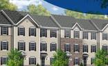 homes in The Brownstones at New Visions by Hexa Builders & Level 10 Dev.