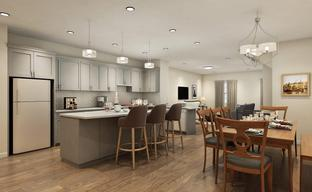 The Brownstones at New Visions by Hexa Builders & Level 10 Dev. in Ocean County New Jersey