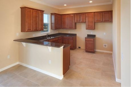 Kitchen-in-Bellagio-at-Cherry Lake Oaks-in-Groveland
