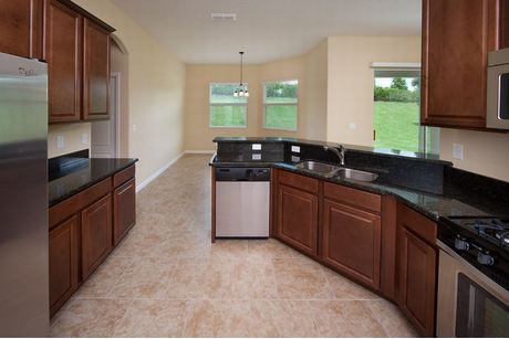 Kitchen-in-Salerno-at-Cherry Lake Oaks-in-Groveland