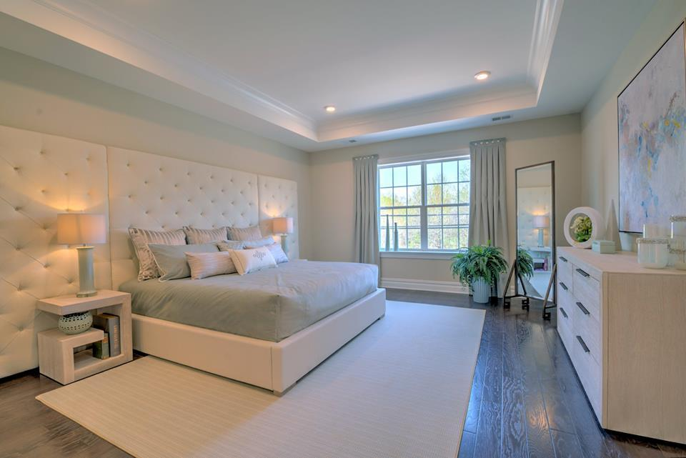 Bedroom featured in the Cranbury By High Point Development & RDG in Middlesex County, NJ
