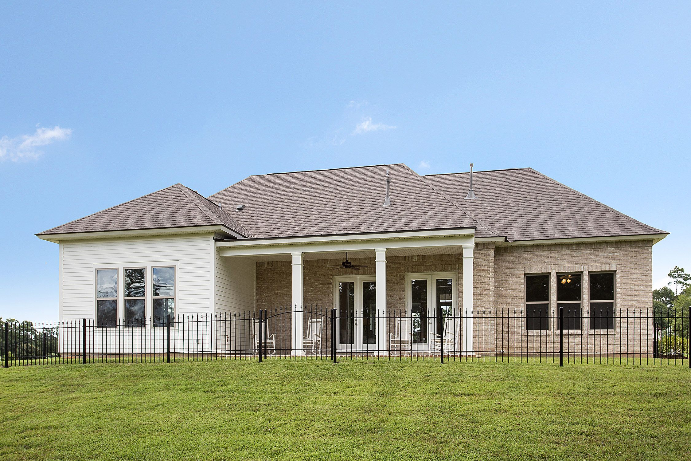 Exterior featured in the Turnberry By Highland Homes in New Orleans, LA
