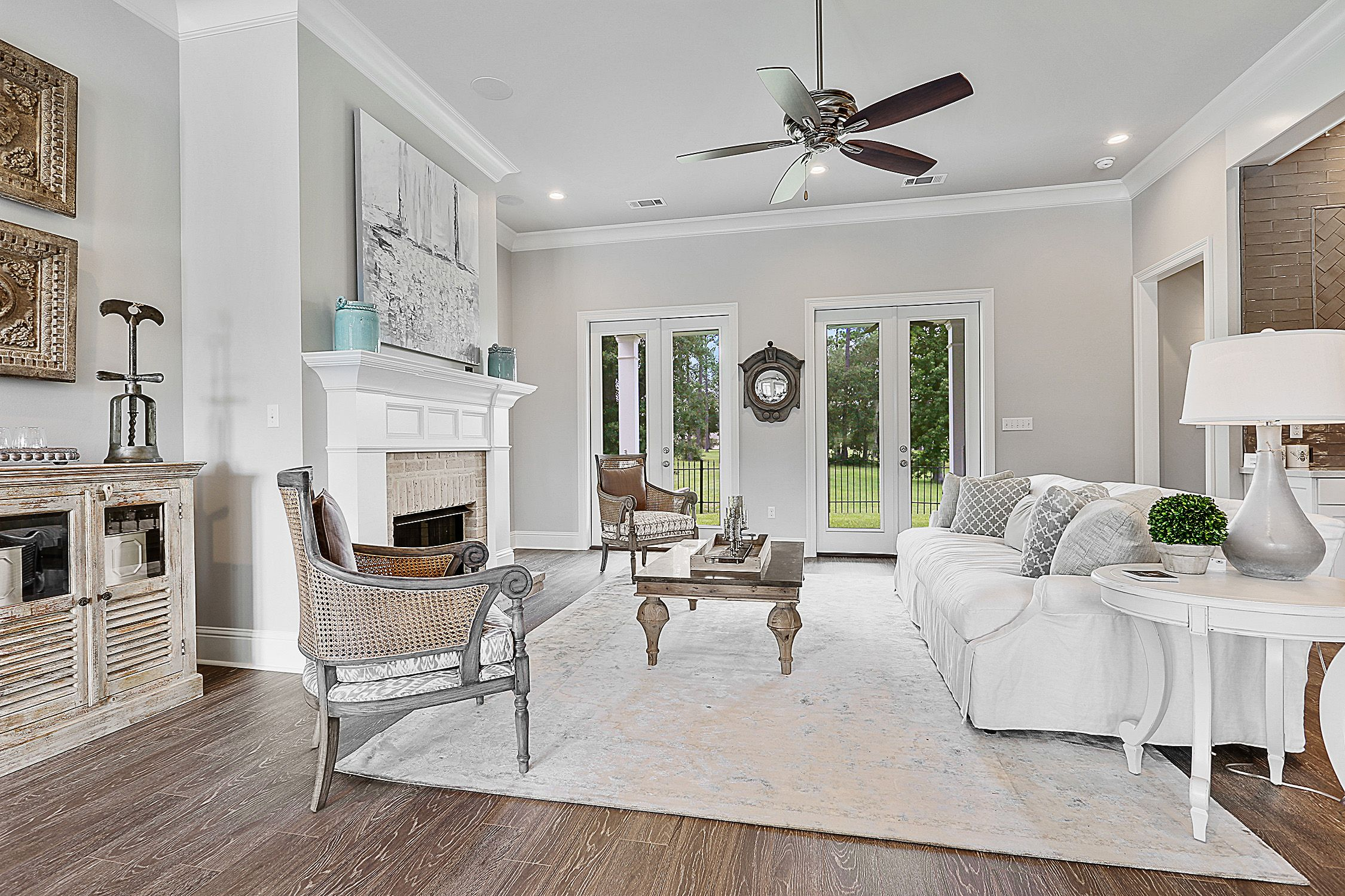 Living Area featured in the Turnberry By Highland Homes in New Orleans, LA