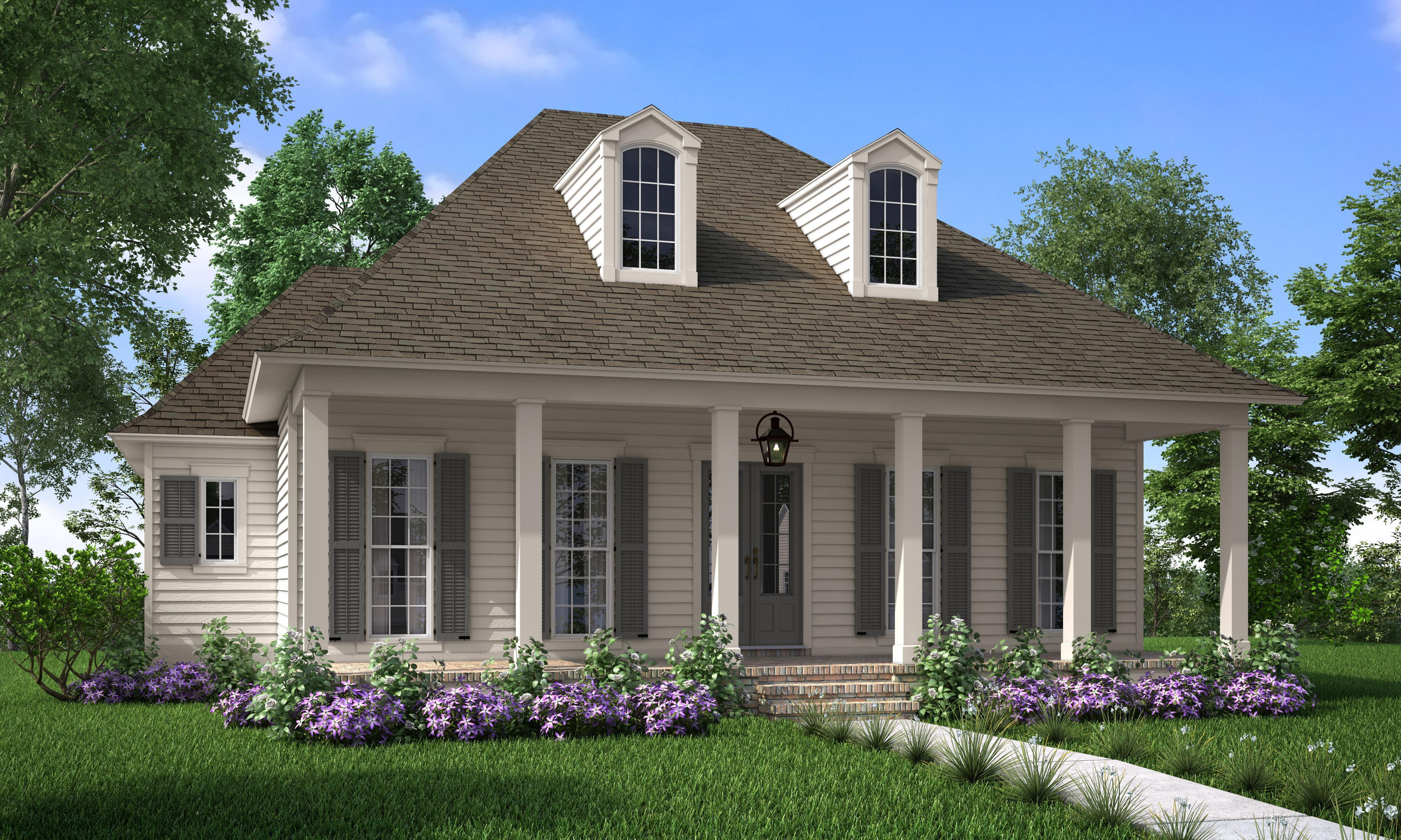 Exterior featured in the Elmwood By Highland Homes in New Orleans, LA
