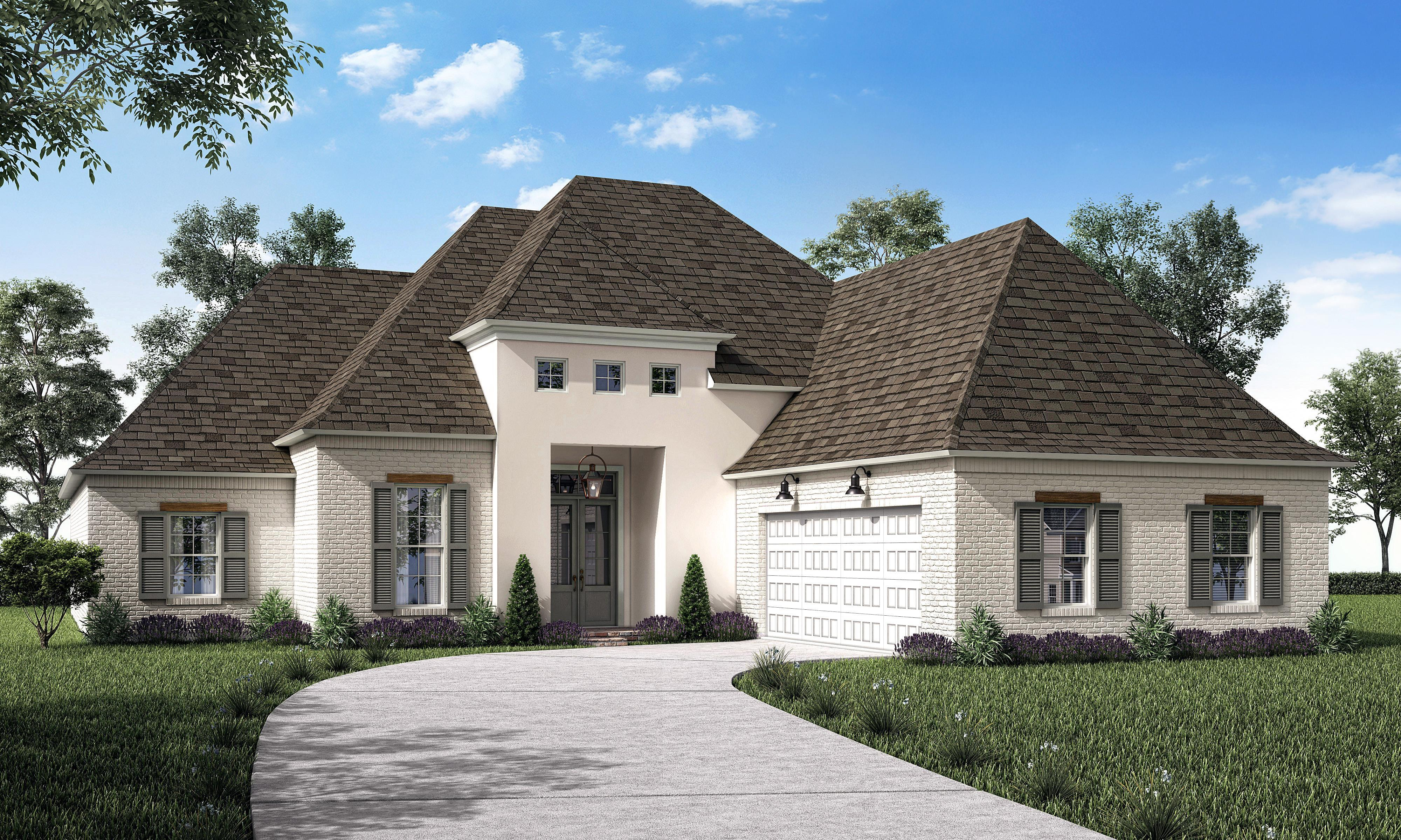 Exterior featured in the Autumn By Highland Homes in New Orleans, LA
