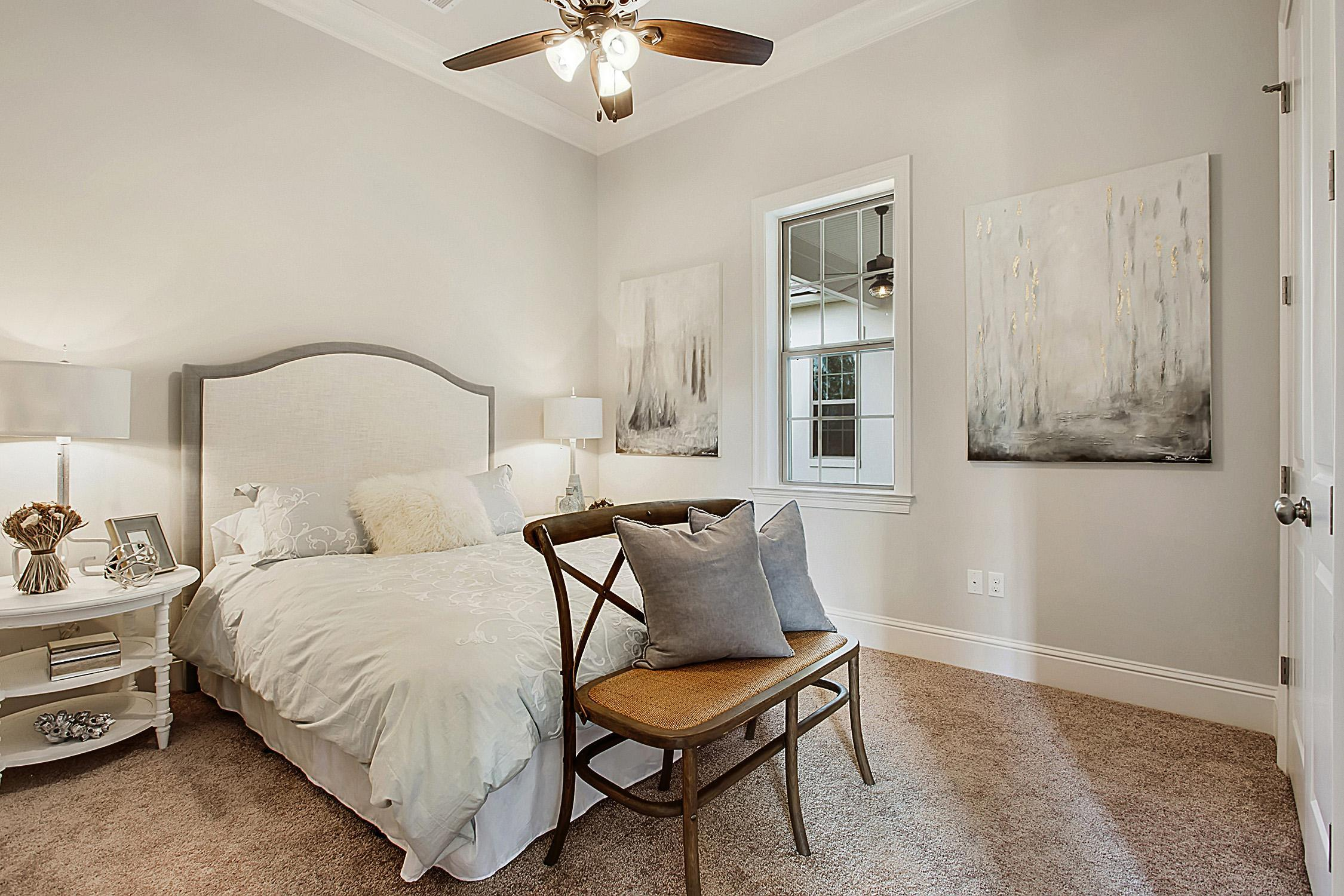 Bedroom featured in the Bachman (Money Hill Courtyard) By Highland Homes in New Orleans, LA