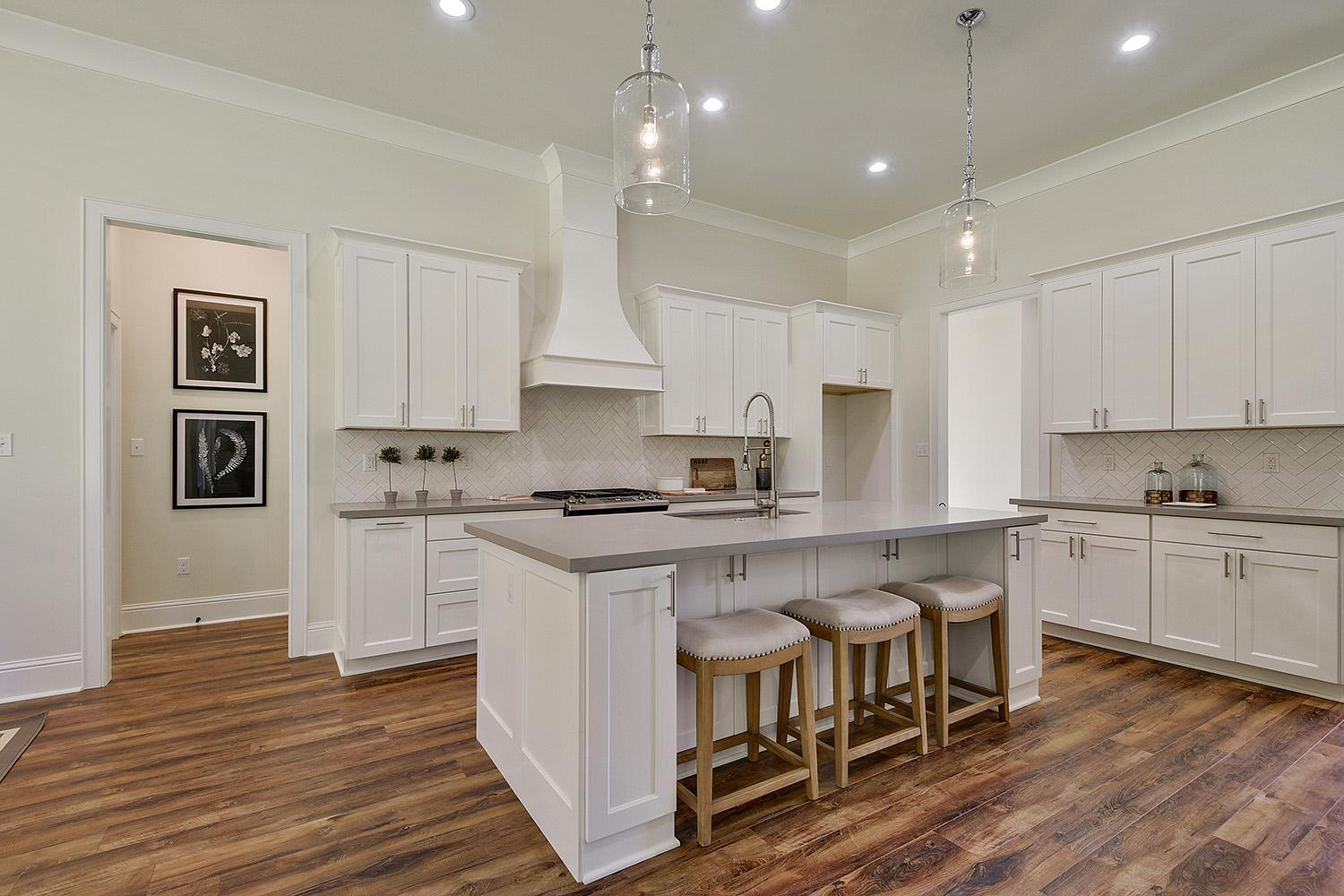 Kitchen featured in the Cottonwood By Highland Homes in New Orleans, LA