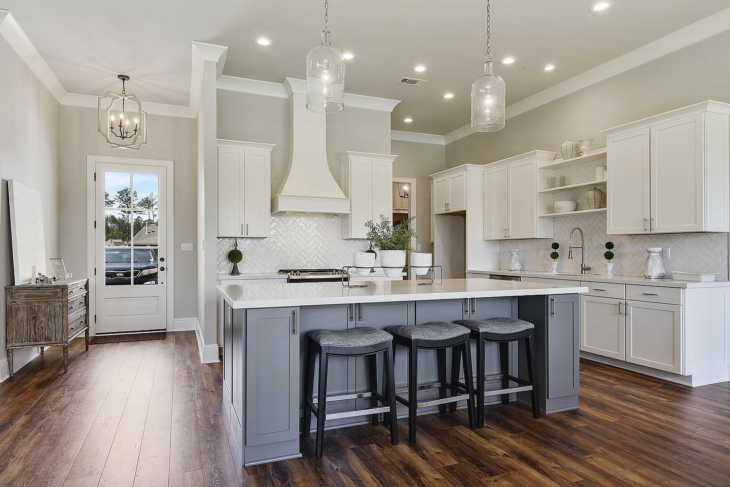Kitchen featured in the Madison By Highland Homes in New Orleans, LA