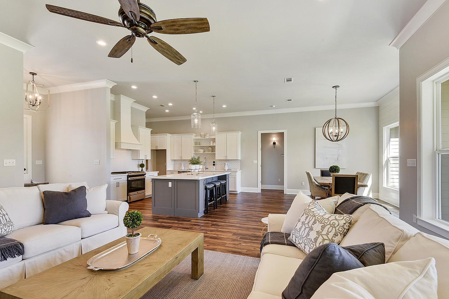 Living Area featured in the Madison By Highland Homes in New Orleans, LA