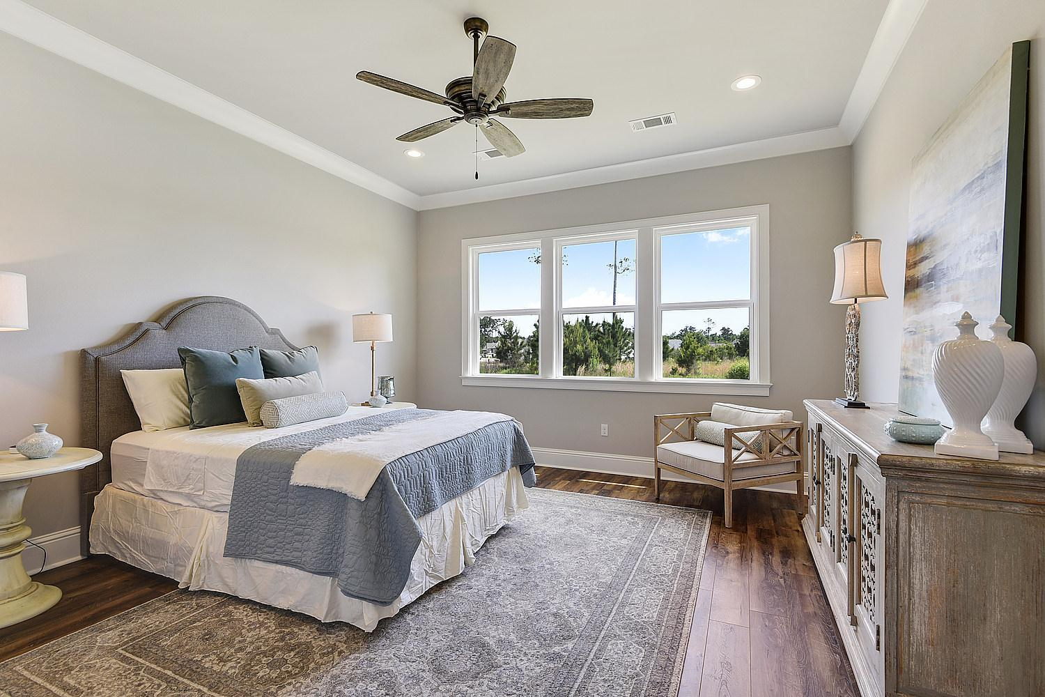 Bedroom featured in the Madison By Highland Homes in New Orleans, LA
