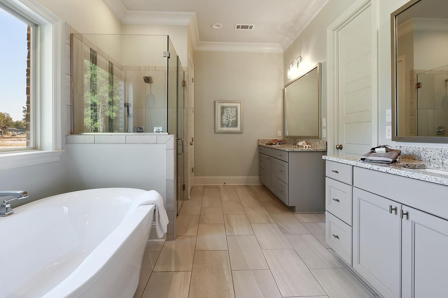 Bathroom featured in the Sandalwood By Highland Homes in New Orleans, LA