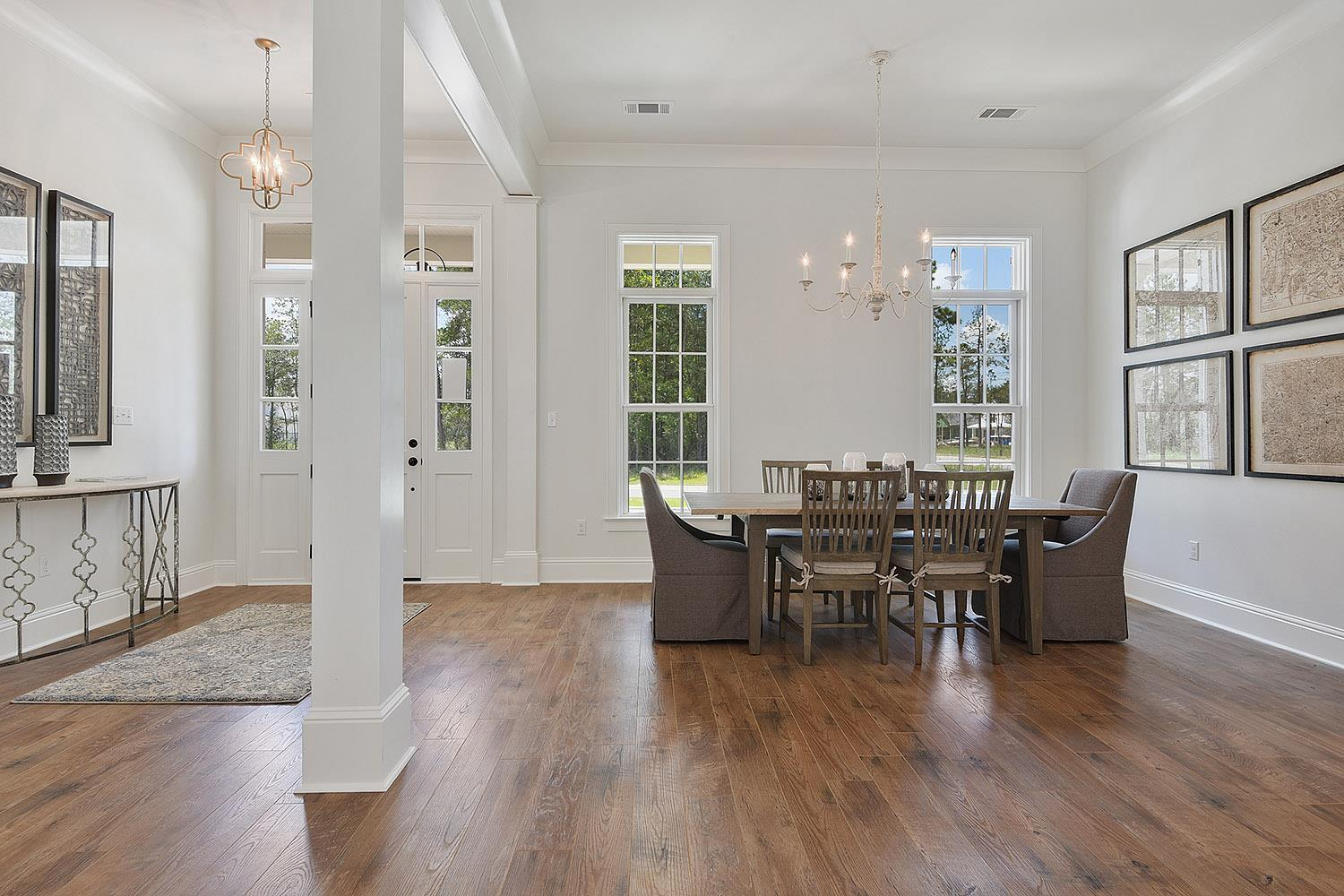 Living Area featured in the Katherine By Highland Homes in New Orleans, LA