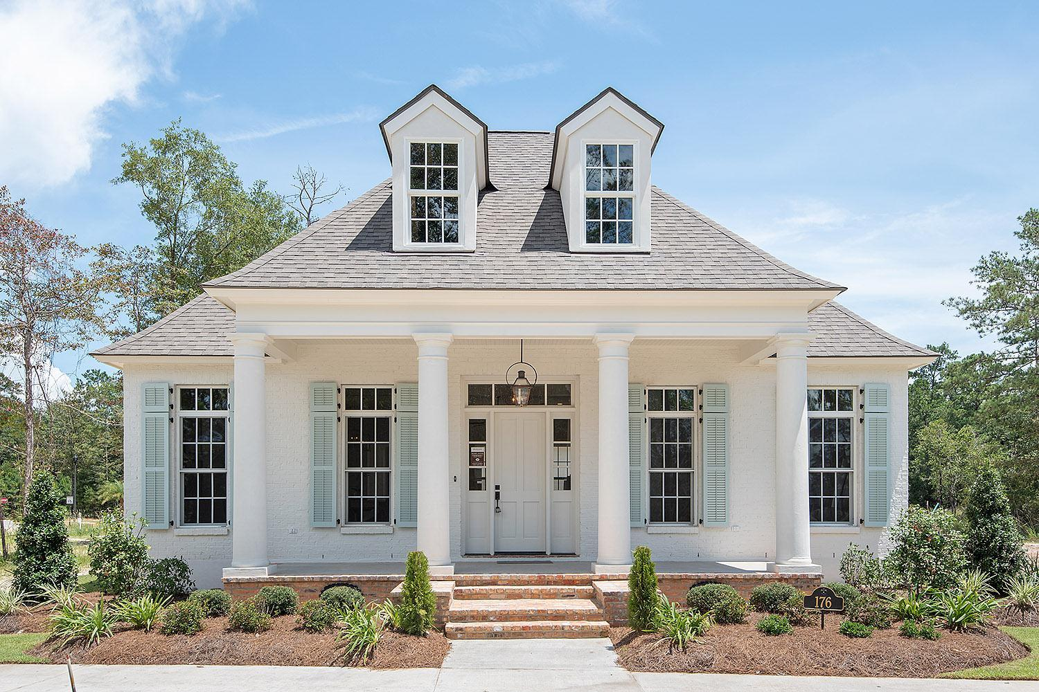 Exterior featured in the Katherine By Highland Homes in New Orleans, LA