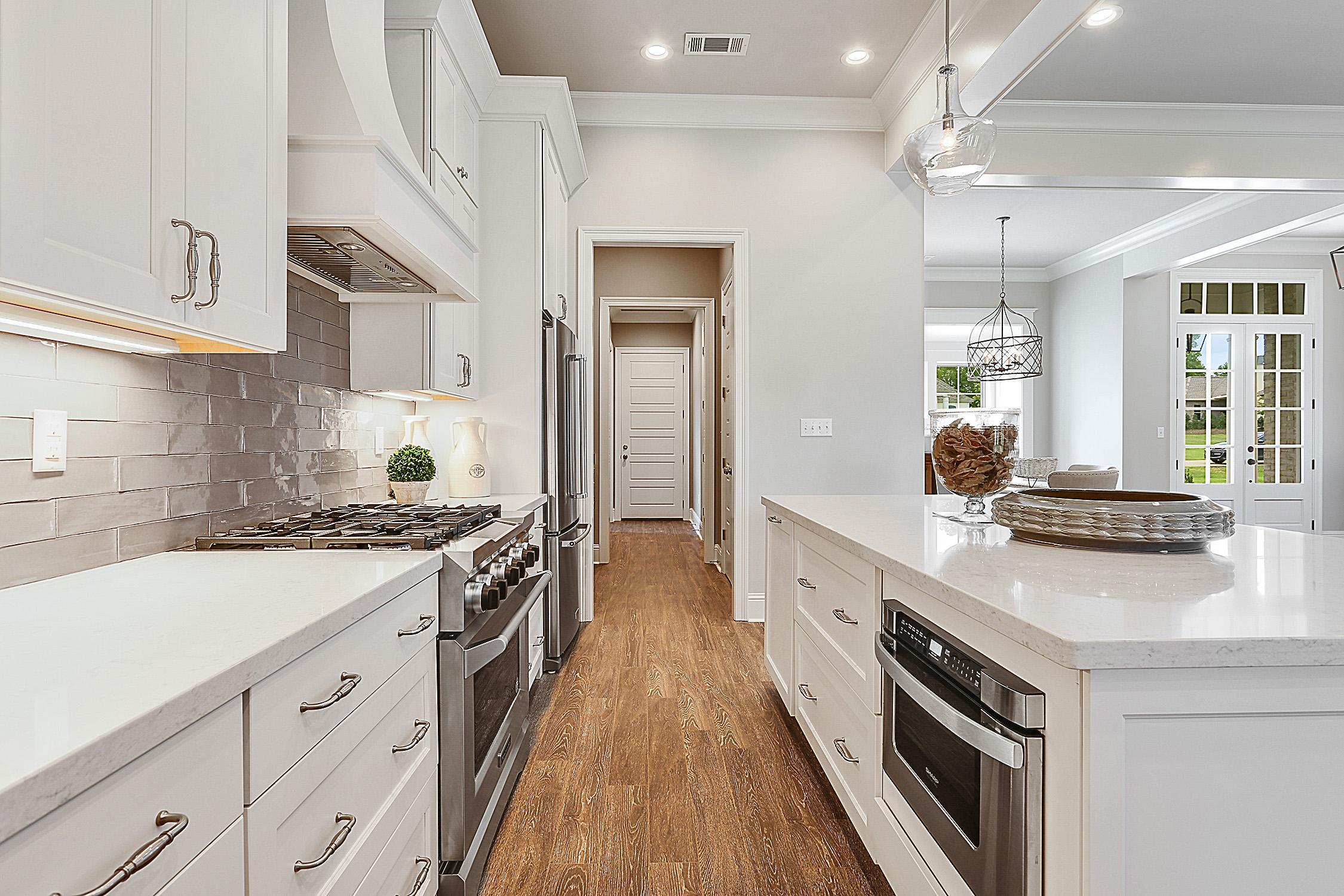 Kitchen featured in the Danielle By Highland Homes in New Orleans, LA