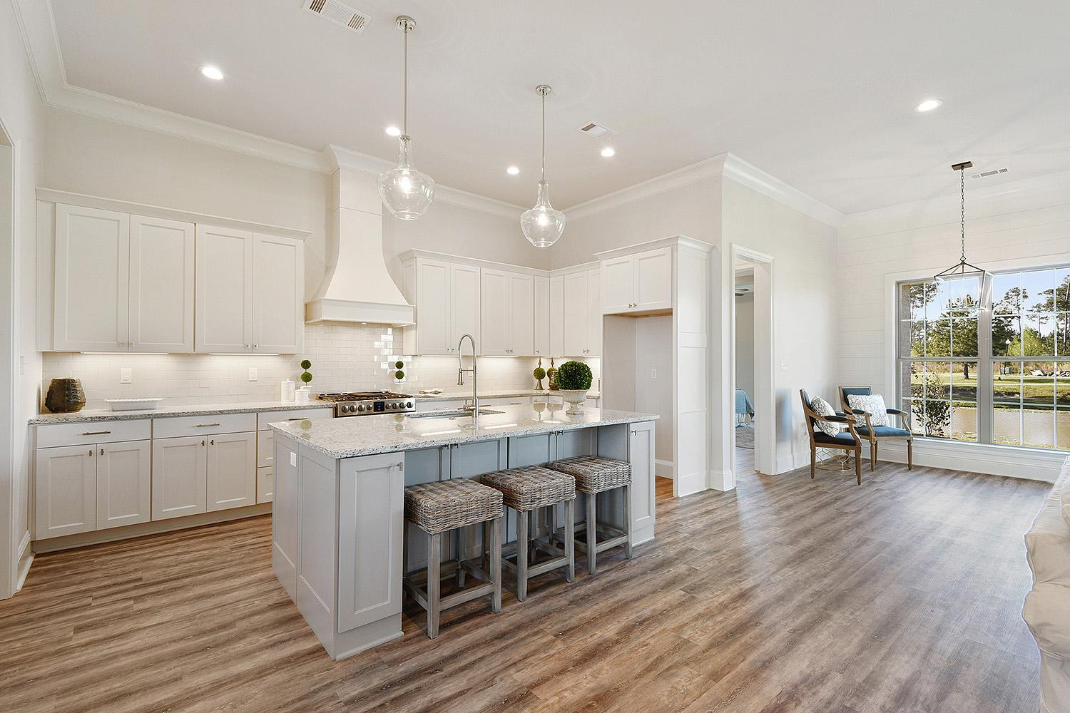 Kitchen featured in the Morgan By Highland Homes in New Orleans, LA