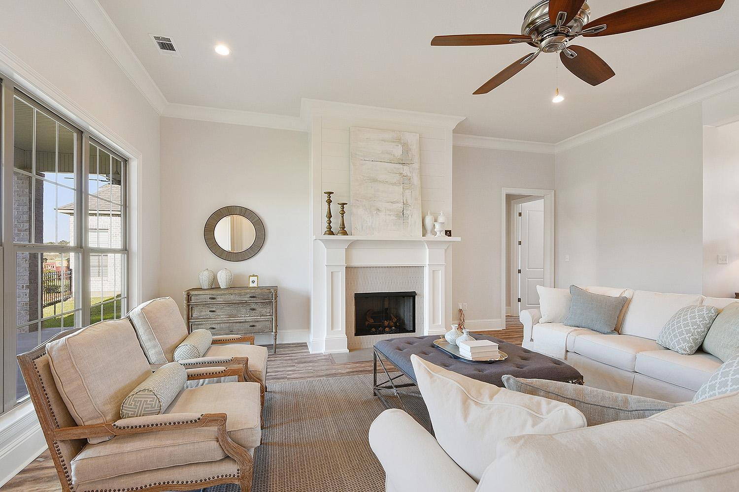 Living Area featured in the Morgan By Highland Homes in New Orleans, LA