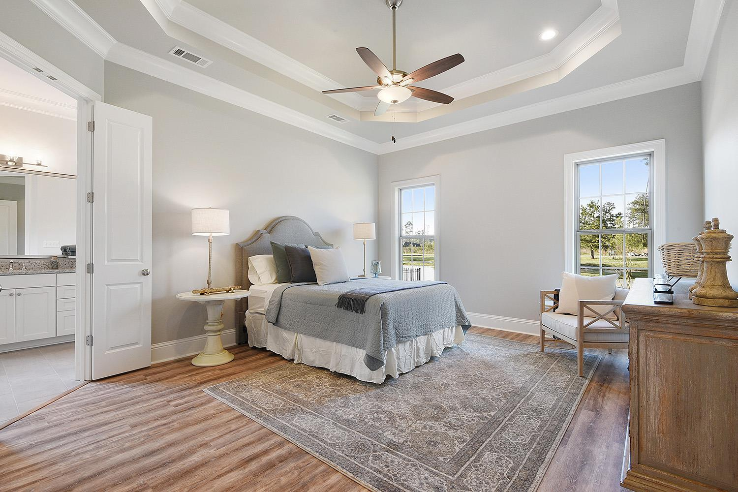 Bedroom featured in the Morgan By Highland Homes in New Orleans, LA
