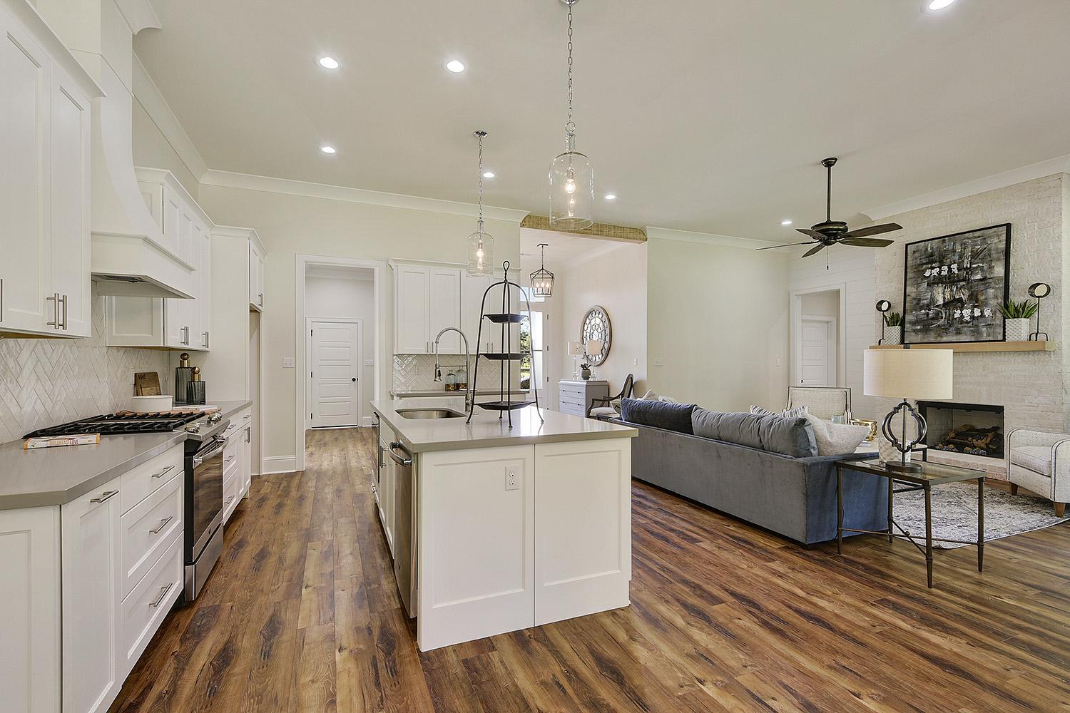 Kitchen featured in the Alexandre By Highland Homes in New Orleans, LA