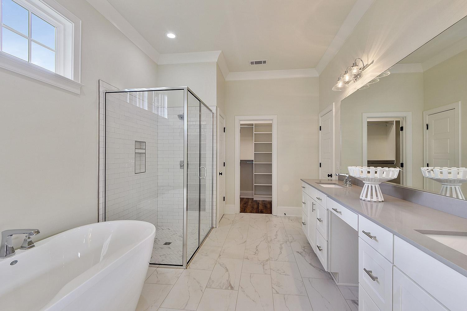 Bathroom featured in the Alexandre By Highland Homes in New Orleans, LA