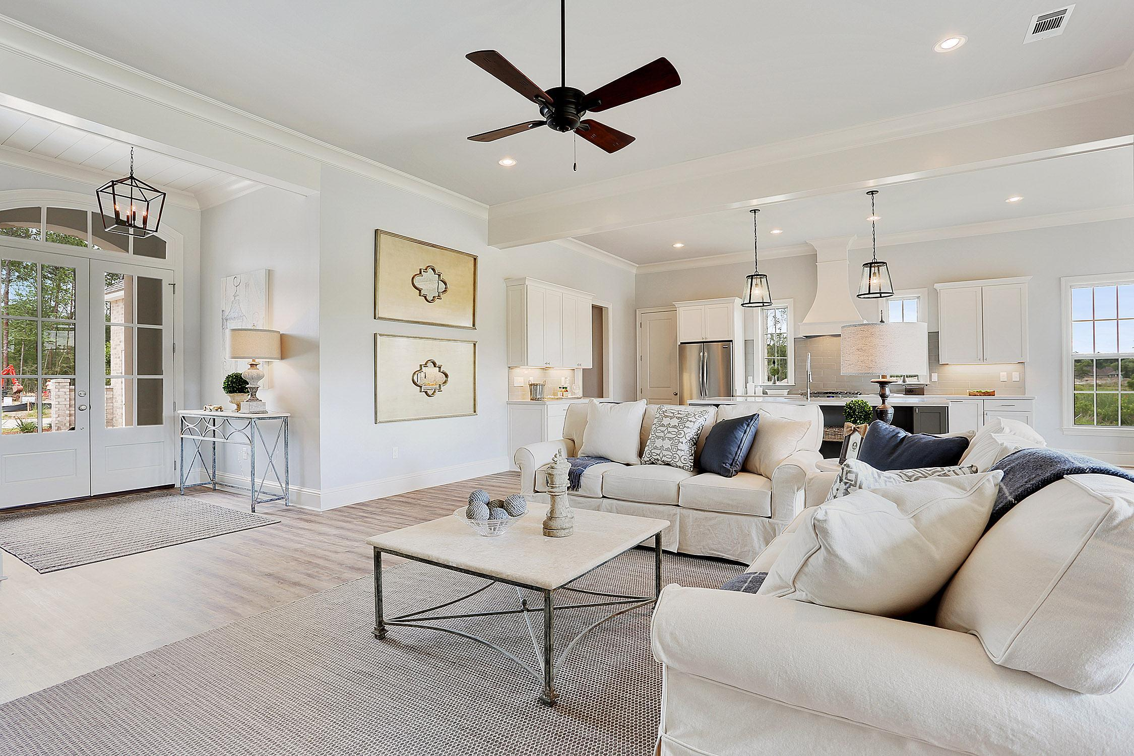Living Area featured in the Julianne By Highland Homes in New Orleans, LA