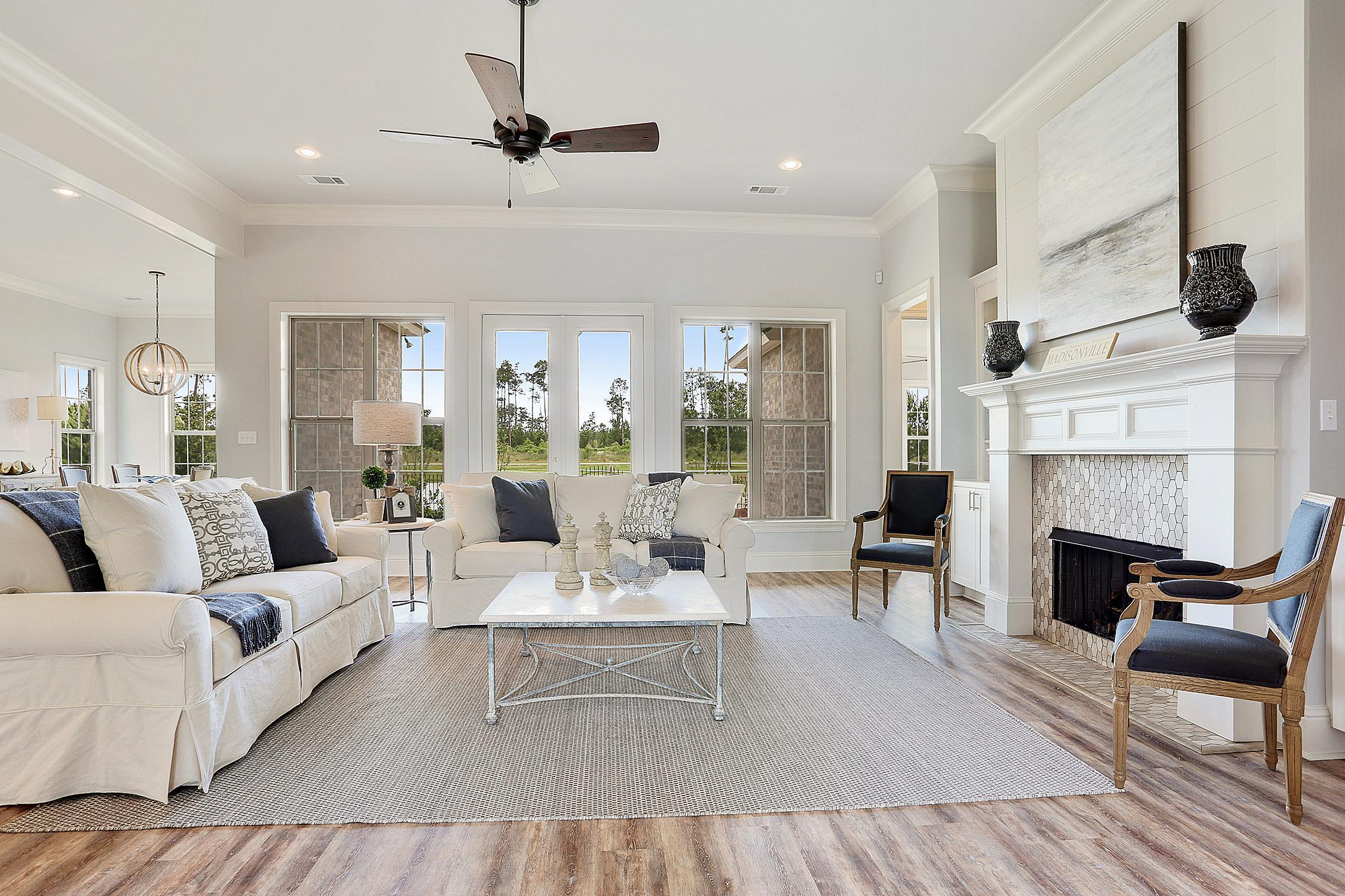 Living Area featured in the Oakmont By Highland Homes in New Orleans, LA