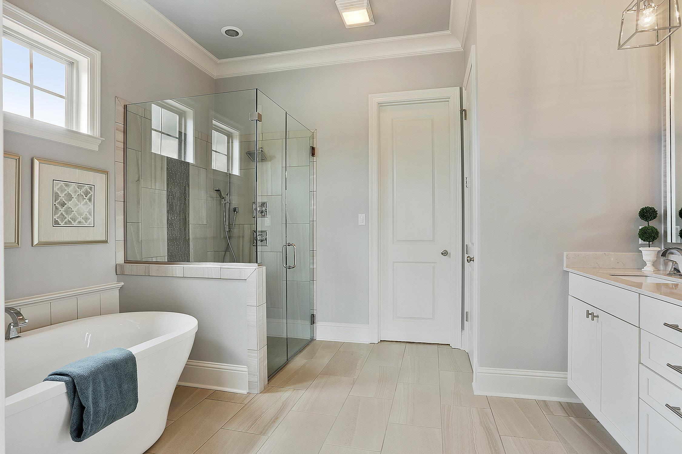 Bathroom featured in the Oakmont By Highland Homes in New Orleans, LA