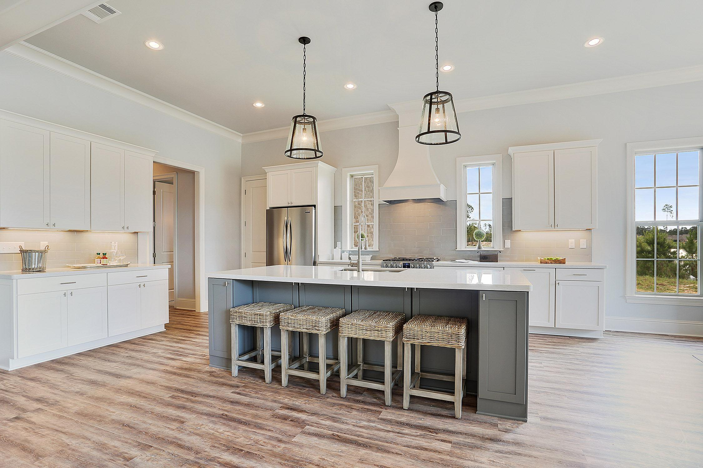 Kitchen featured in the Gabrielle A By Highland Homes in New Orleans, LA