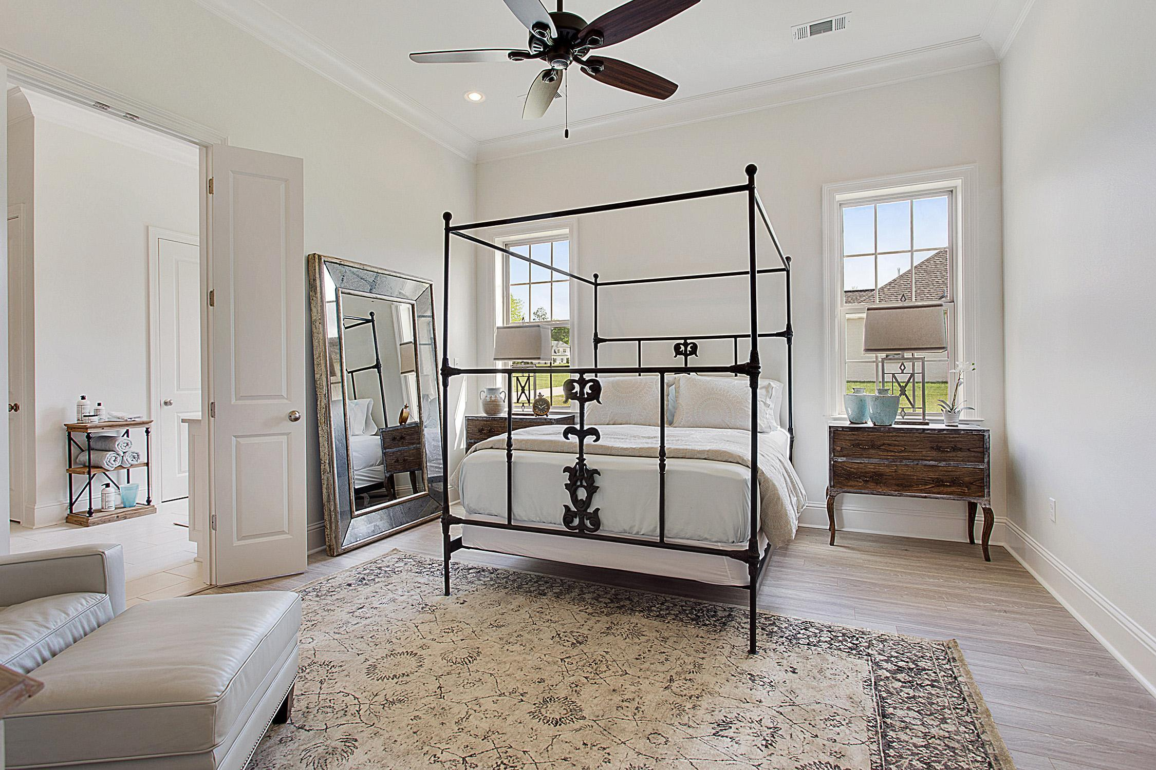 Bedroom featured in the Fountainbleau (3 Bed) By Highland Homes in New Orleans, LA