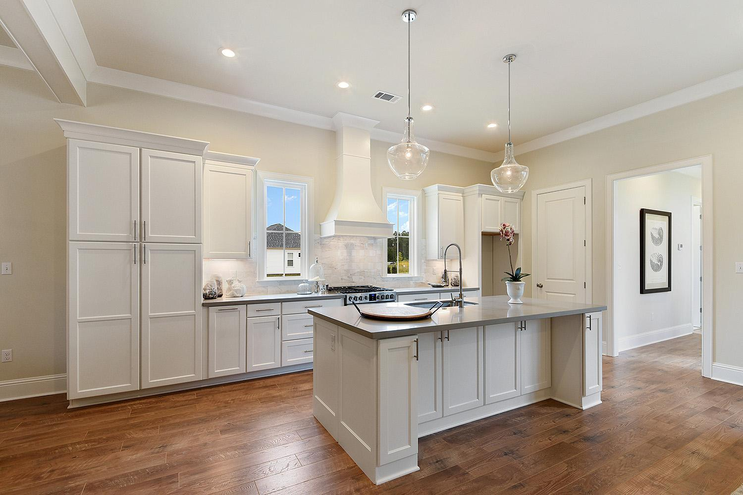 Kitchen featured in the Charleston (Money Hill Courtyard) By Highland Homes in New Orleans, LA