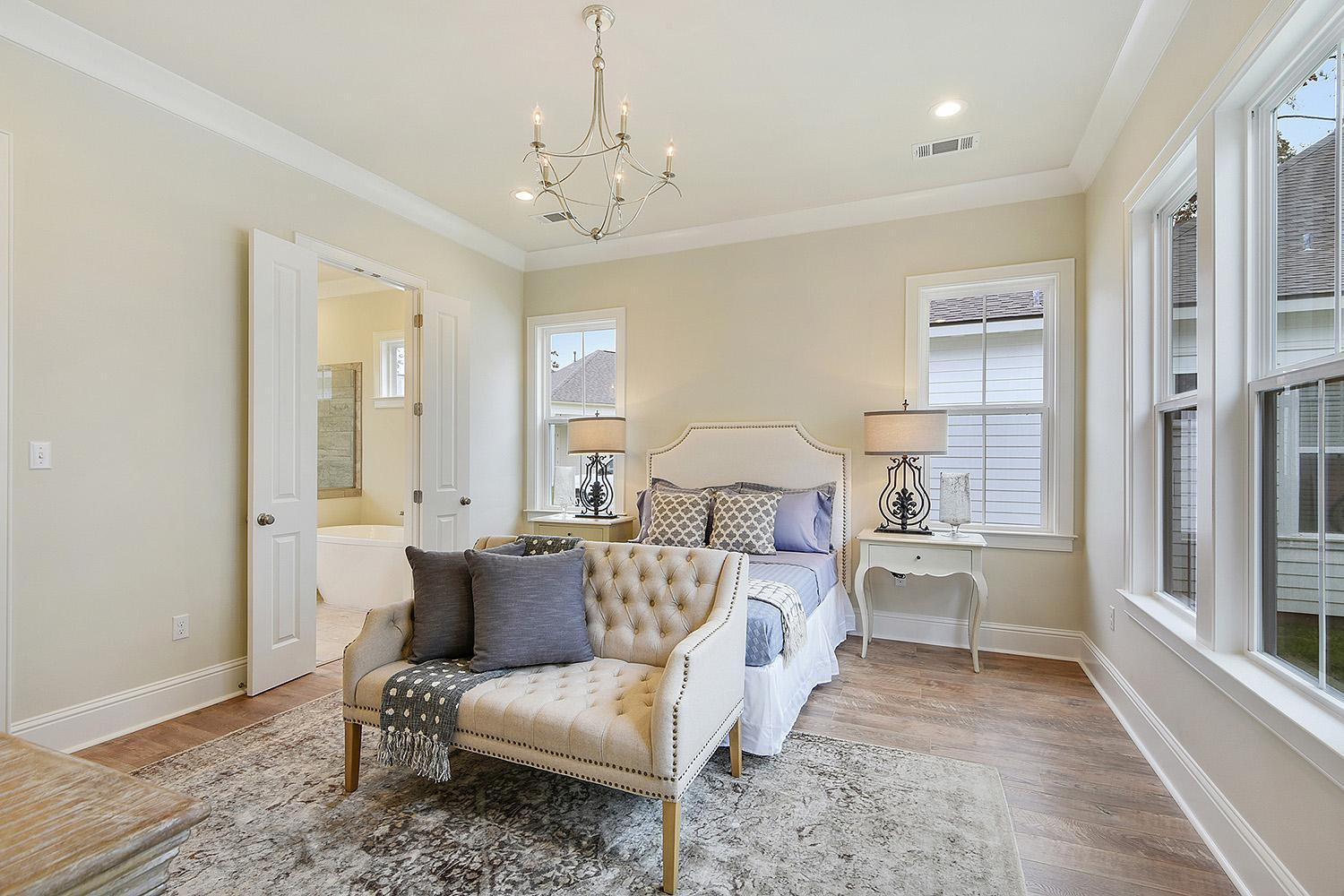 Bedroom featured in the Charleston (Money Hill Courtyard) By Highland Homes in New Orleans, LA
