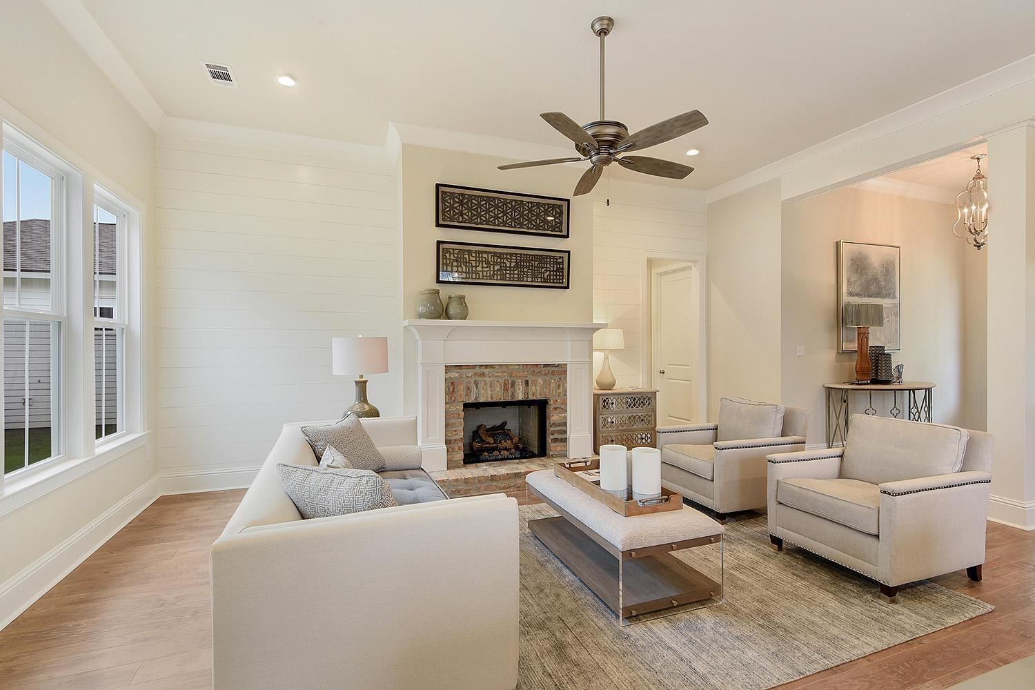 Living Area featured in the Charleston (Money Hill Courtyard) By Highland Homes in New Orleans, LA